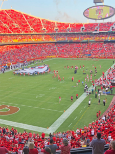 2021 Kansas City Chiefs Charity Game Supporting MOCSA